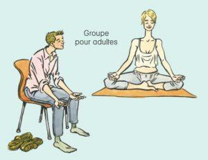 Groupe de méditation et pleine conscience pour adultes à Vannes (56)